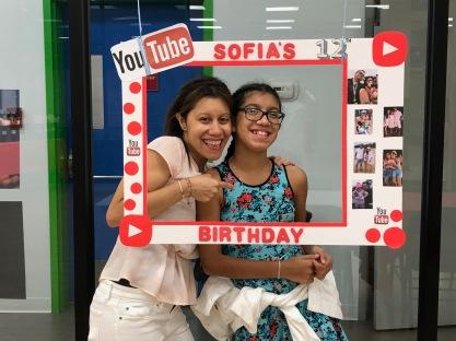 Sofias Birthday